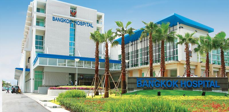 госпиталь в Таиланде
