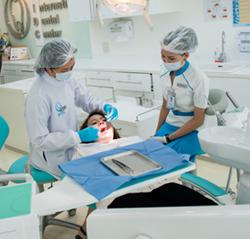 пациент в госпитале на Пхукете